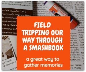 Field Tripping Our Way Through a Smashbook