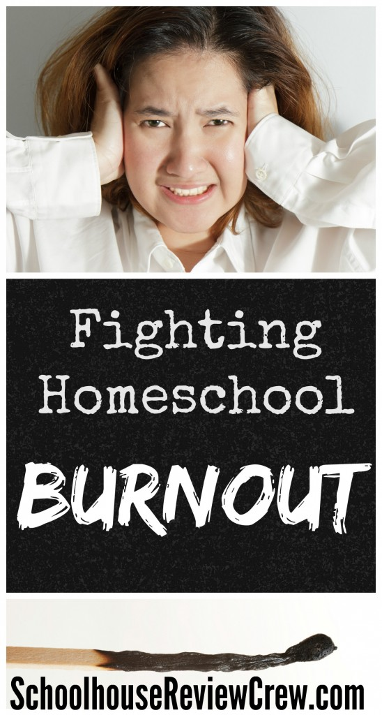 Fighting Homeschool Burnout