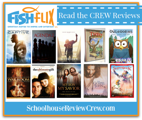 FishFlix.com Schoolhouse Review Crew Reviews
