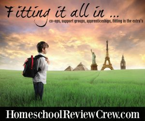Outside the Home {Back to Homeschool Annual Blog Hop – 2017}