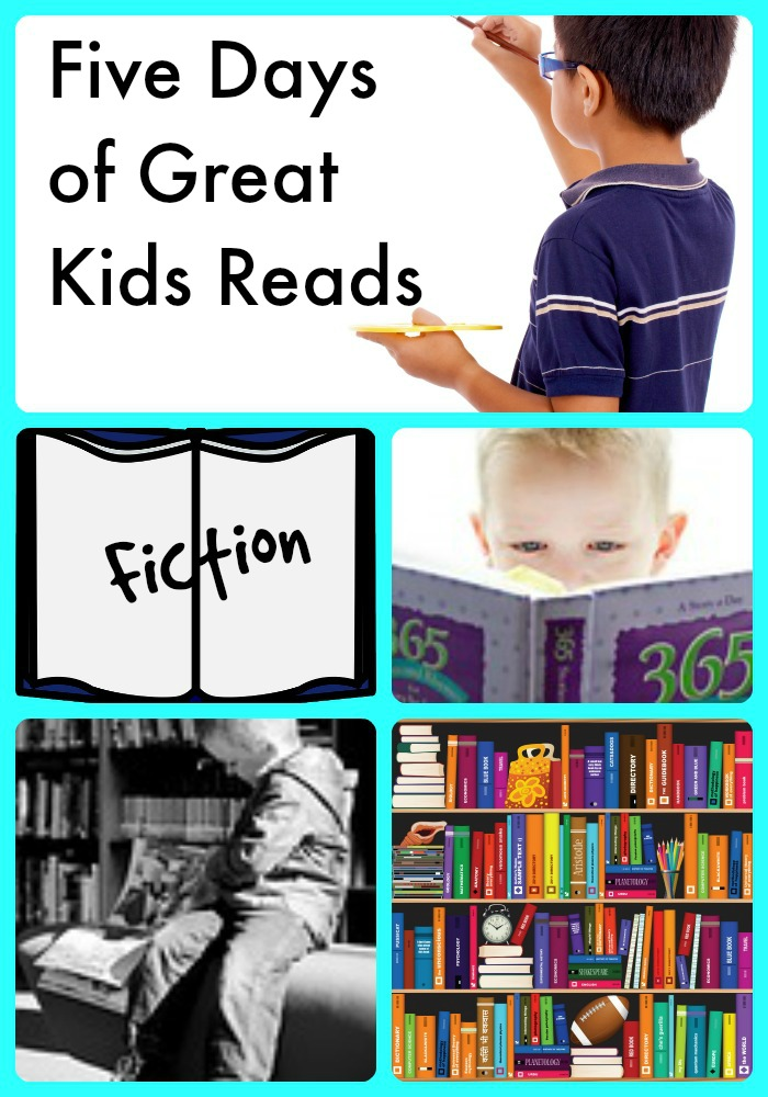 Five Days of Great Kids Reads
