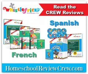 Spanish and French {Whistlefritz Reviews}