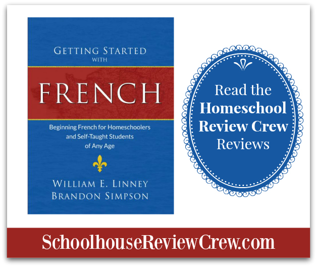 Getting Started with FRENCH Homeschool Review Crew Reviews