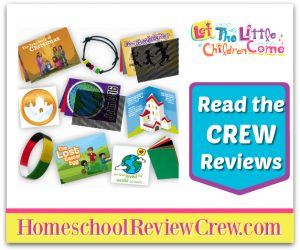 Gospel Tracts and Evangelism Tools {Let the Little Children Come Reviews}