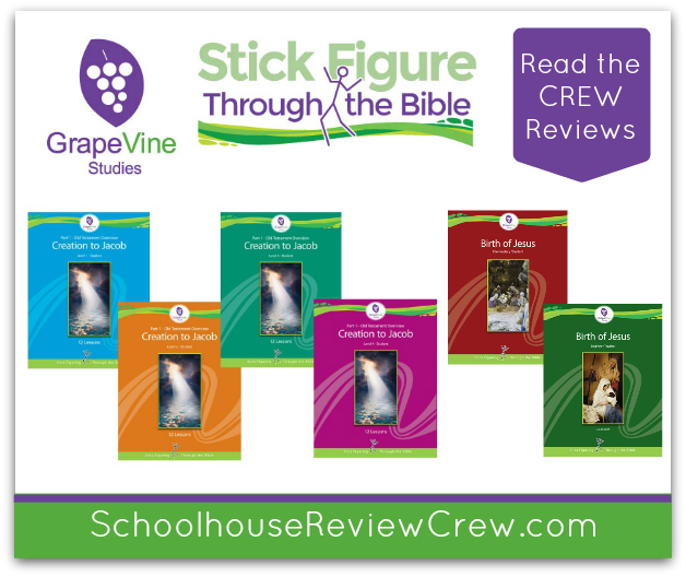 GrapeVine Studies Stick Figure Through The Bible Review
