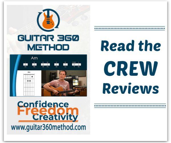 Guitar Lessons with Krisz Simonfalvi {Guitar 360 Method Reviews}