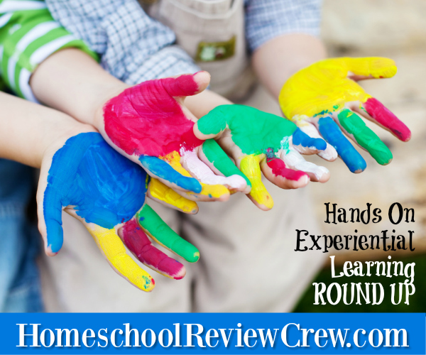 Hands On Experiential Learning ROUND UP {Homeschool Link UP}