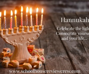 Hannukah Celebrate the light consecrate yourself and your life