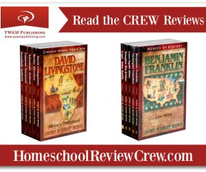Christian & History Heroes {YWAM Publishing Reviews}