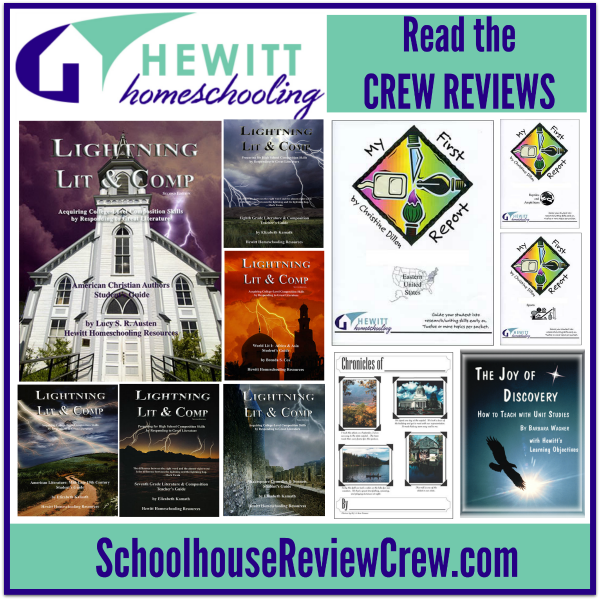 Hewitt Homeschooling Review
