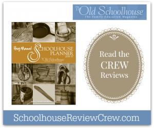 Hey Mama! Schoolhouse Planner 2016-2017 {The Old Schoolhouse Review}