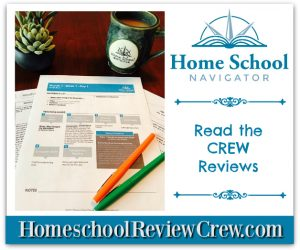 Home School Navigator Reading and Language Arts Curriculum {Home School Navigator Reviews}