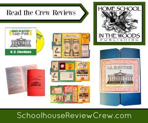 U.S. Elections History Lap-Pak {Home School in the Woods Review}