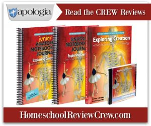 Exploring Creation with Human Anatomy and Physiology {Apologia Reviews}