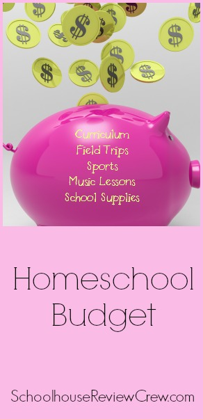 Homeschool Budget