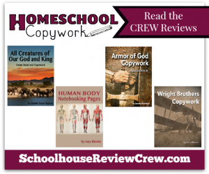 Copywork is more than Handwriting Practice {Homeschool Copywork Review}