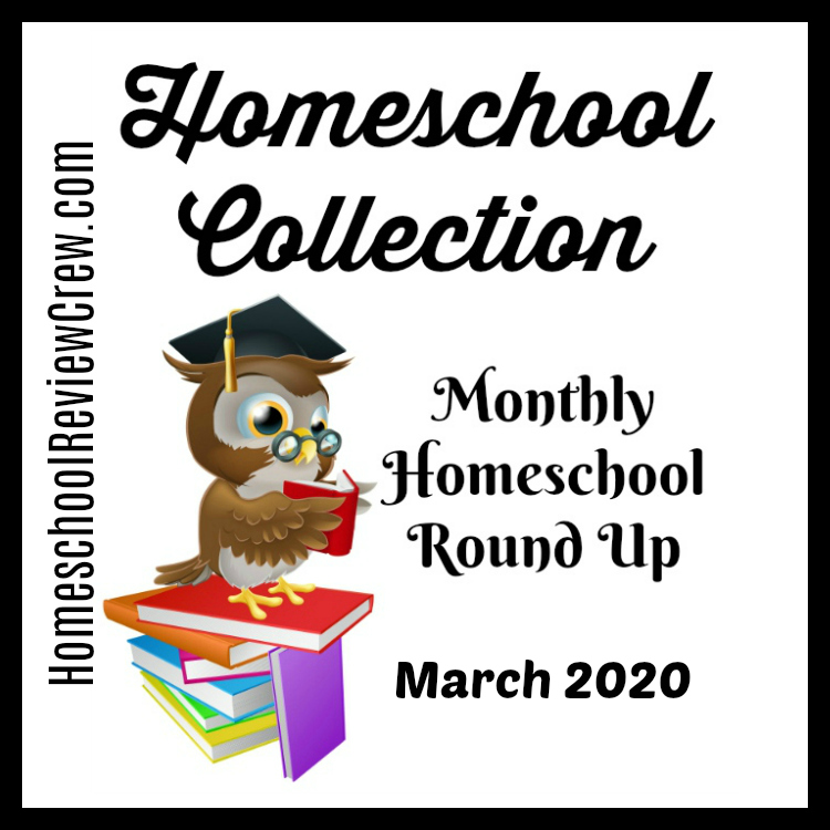 March Homeschool Round UP {Homeschool Collection}