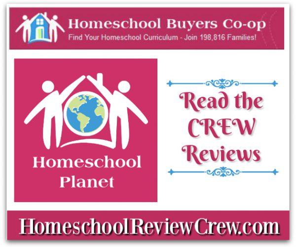 Homeschool Planet {Homeschool Buyers Co-op Reviews}