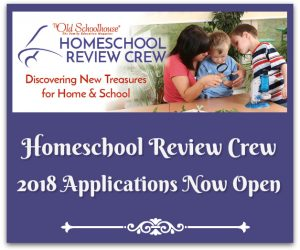 2018 Homeschool Review Crew Applications Now Open