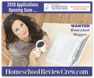2018 Homeschool Review Crew Applications Opening Soon