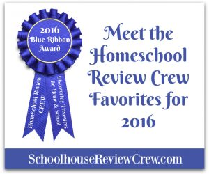 Homeschool Review Crew Favorites for 2016