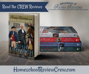 Adventures of Rush Revere Book Series {Reviews}