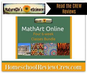 MathArt Online 4-Class Bundle {NatureGlo's eScience Reviews}