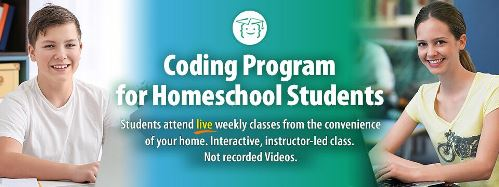 Live Class Computer Programming for your Students {CodeWizardsHQ}