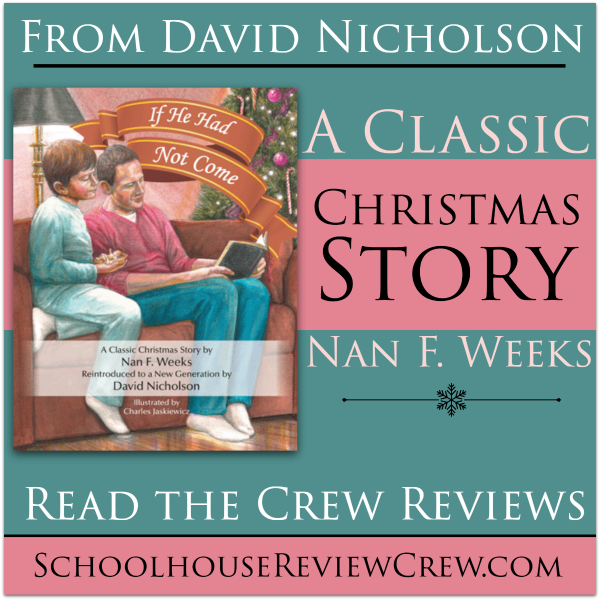 Christmas Book: If He Had Not Come (David Nicholson Book Review)