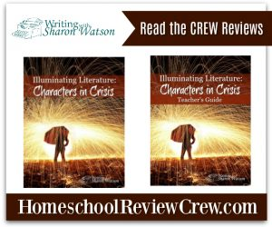 Illuminating Literature: Characters in Crisis {Writing with Sharon Watson Reviews}