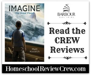 Imagine. . .The Great Flood by Matt Koceich {Barbour Publishing}