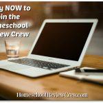 Homeschool Review Crew Needs You!