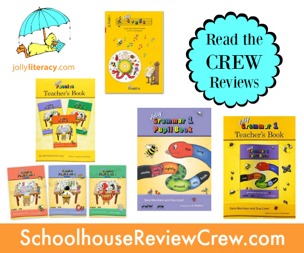 Jolly Literacy Reviews