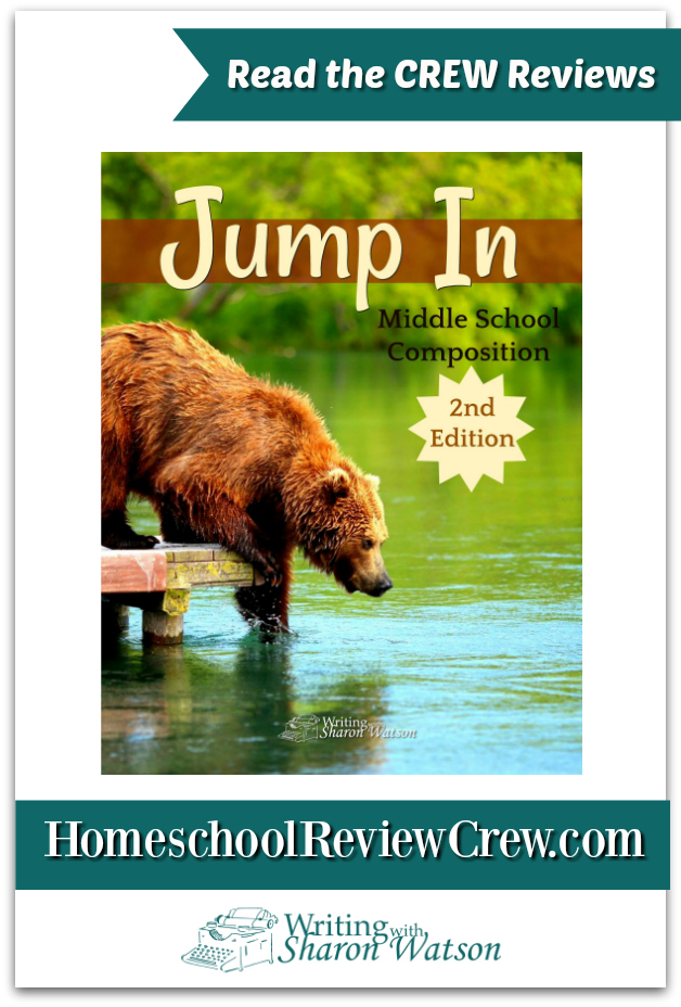 Jump In, 2nd Edition {Writing with Sharon Watson Reviews}