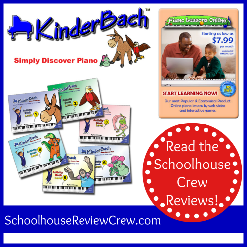 Beginning Piano Lessons (KinderBach Review)
