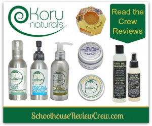 Natural Beauty for you (Koru Naturals Review)