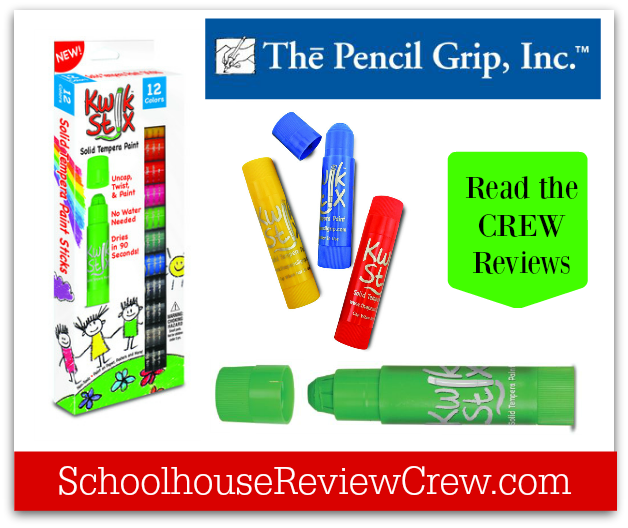 Kwik Stix {The Pencil Grip, Inc. Review}