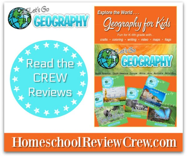 Let's Go Geography {Reviews}