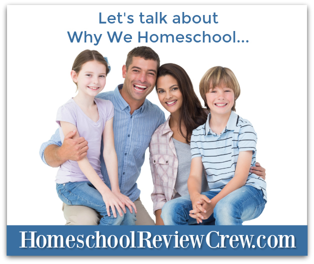 Let's Talk About Why We Homeschool{Homeschool Link UP}