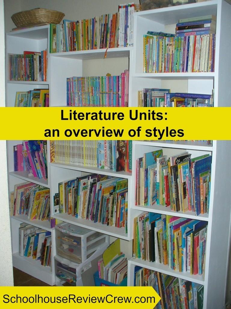 Literature Units overview
