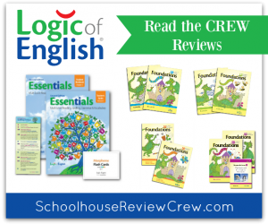 Language Arts for a Variety of Learners {Logic of English Review}