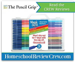 Magic Stix Washable Markers {The Pencil Grip, Inc. Reviews}