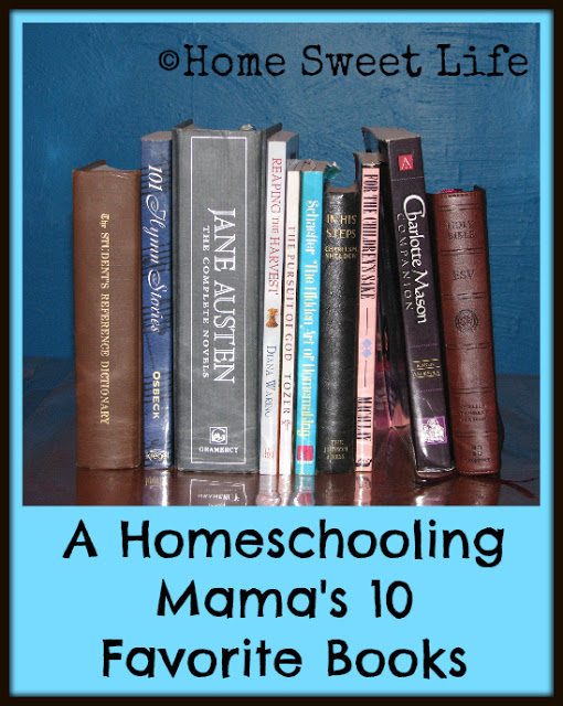 Mama's top 10 books