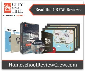 Manhood Journey Father's Starter Kit {Manhood Journey & City on a Hill Studio Reviews}