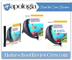 Marine Biology 2nd Edition Advantage Set {Apologia Educational Ministries Review}
