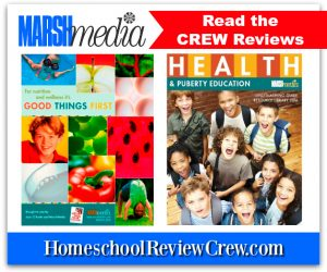 Health Education Products for K-8 {MarshMedia Reviews}