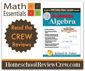 No-Nonsense Algebra {Math Essentials Reviews}
