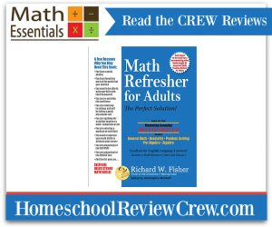 Math Refresher for Adults {Math Essentials}