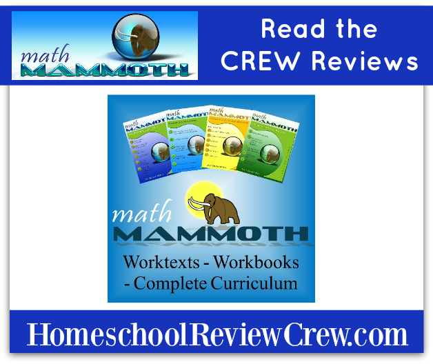 Math Mammoth Crew Reviews