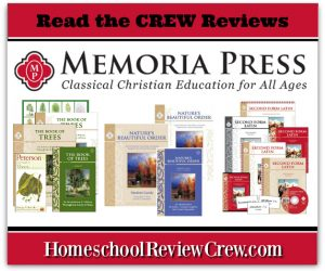 Latin, Nature and Trees {Memoria Press Reviews}